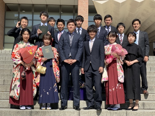 KANSAI UNIV. MEN'S LACROSSE TEAM